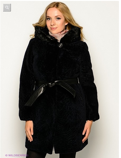 Black Long Design 2016 Women's Rabbit Fur Coat Winter Warm Thick Overcoat with Hooded Outwear Lady Cotton Lining(China (Mainland))