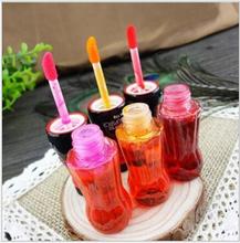 New Packing Coke Bottles Women Elegant Liquid Lipstick lipgloss Long Lasting Makeup Lip Gloss Matte Lip Tint Batom(China (Mainland))