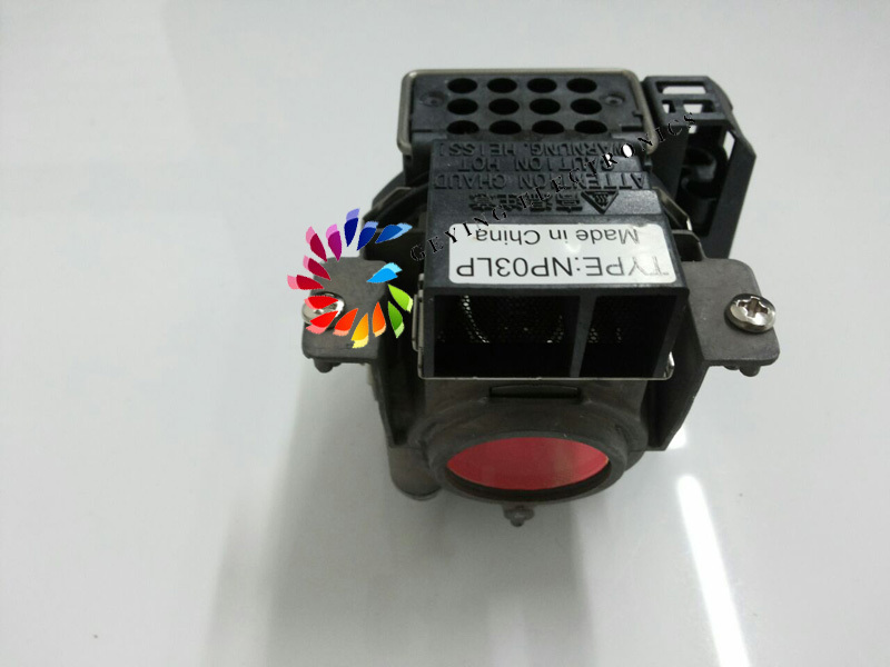 New ORIGINAL Projector Lamp with housing NP03LP 50031756 /UHP200/150 for NEC NP60<br><br>Aliexpress