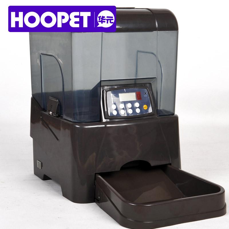 Large capacity automatic pet feeder dog feeding dog food ...