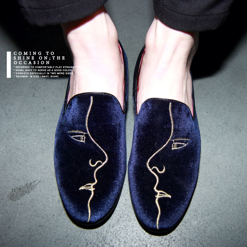 new 2015 fashion loafers brand slip on