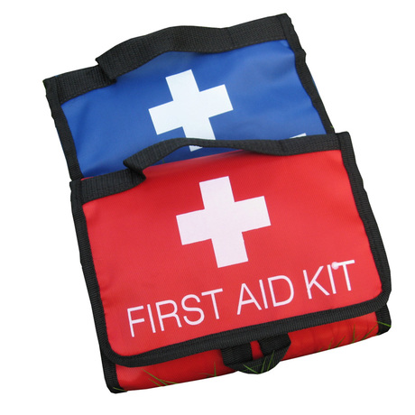 Medium Outdoor Travelling Camping First Aid Bag Emergency Medicine Bags with First-aid Appliance Wholesale/Retail Free Shipping(China (Mainland))