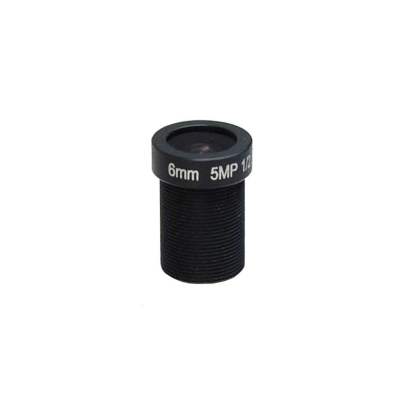 "1/2.5"" 6mm CCTV Board Lens 5MP 5megapixel MTV IR CCTV Lens HD camera M12 Mount For 720P / HD 1080P IP Camera(China (Mainland))"