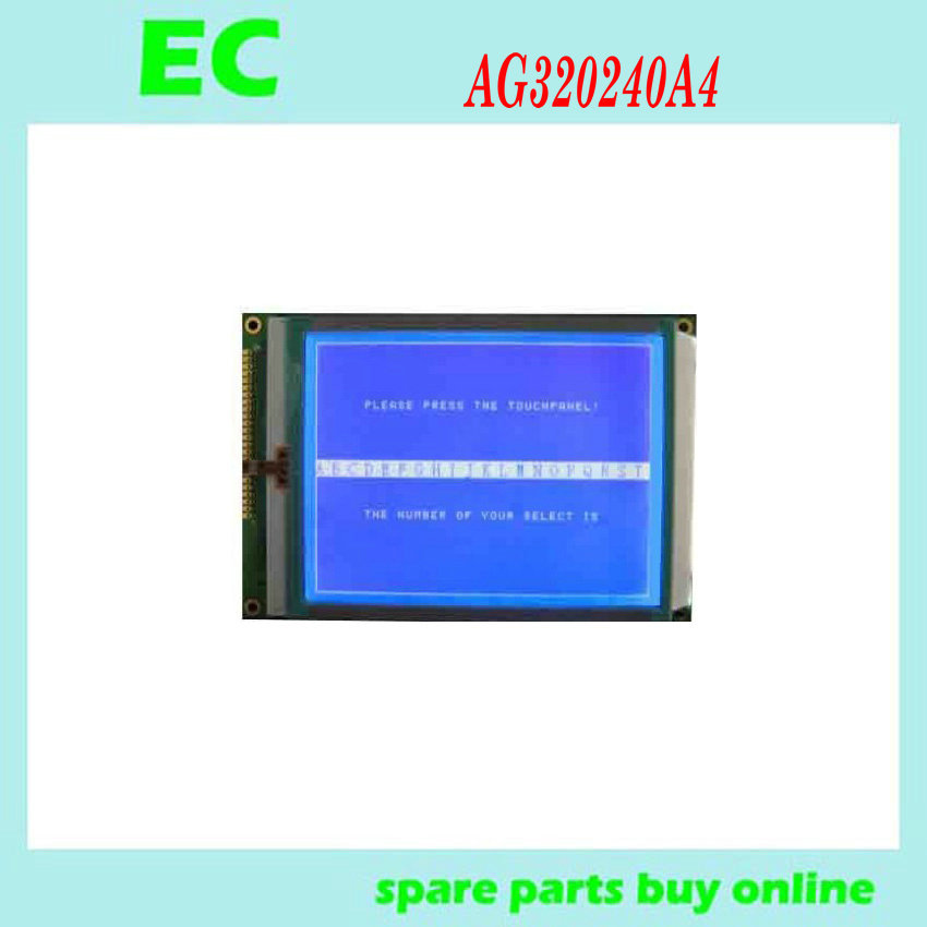 AG320240A4 5.7inch Taiwan AMPIRE single color LCD panel(compatible LCD)(China (Mainland))