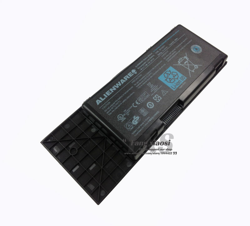 Replacement battery for DELL VTYVOY1 0C852J 0F310J 312 0944 C852J F310J Alienware M17x R3 Series