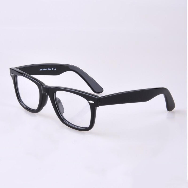 hot best quality optical plank frame myopia hyperopia astigmatism lens eye glasses frames brand men women