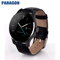 2016 paragon Smartwatch K88H Heart rate monitor Wrist band russian hebrew for xiaomi apple bluetooth Smart