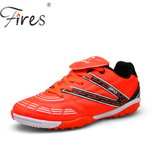 2016new men's outdoor sports training  soccer cleats hg long enough boy  girl sneakers for children who nails grass soccer shoes(China (Mainland))