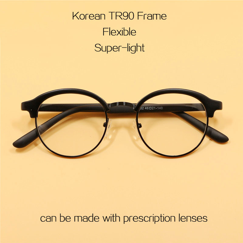Eyeglass Frame Styles For 2016 : Aliexpress.com : Buy 2016 High Quality Retro Round TR90 ...