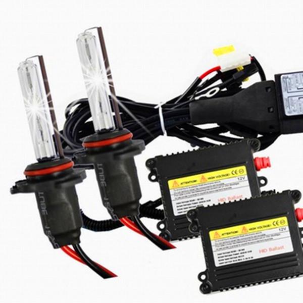 High power Car light high quality 4.3K/6K/8K/10K/12K Xenon light DC12V 35W HID Bulb xenon lamp(China (Mainland))