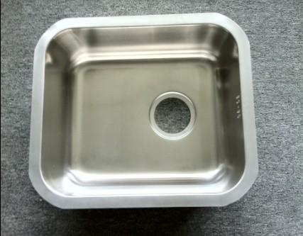 Stainless Steel Tub Sink : Stainless steel monocolpate 380 vegetables basin s...