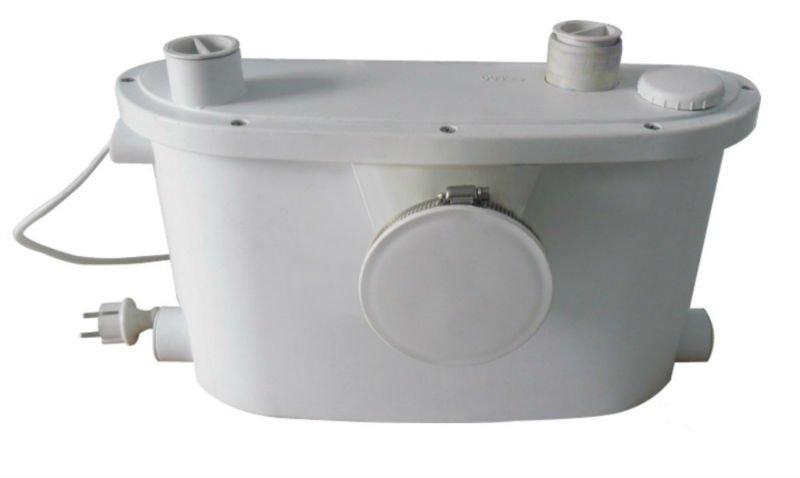Macerador inodoro de los clientes compras en l nea - Bomba trituradora bano ...