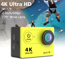 Original Eken H9 Ultra HD 4K Video 170degrees Wide Angle Sports action Camera 2-inch Screen 1080p 60fps wifi sport Cam