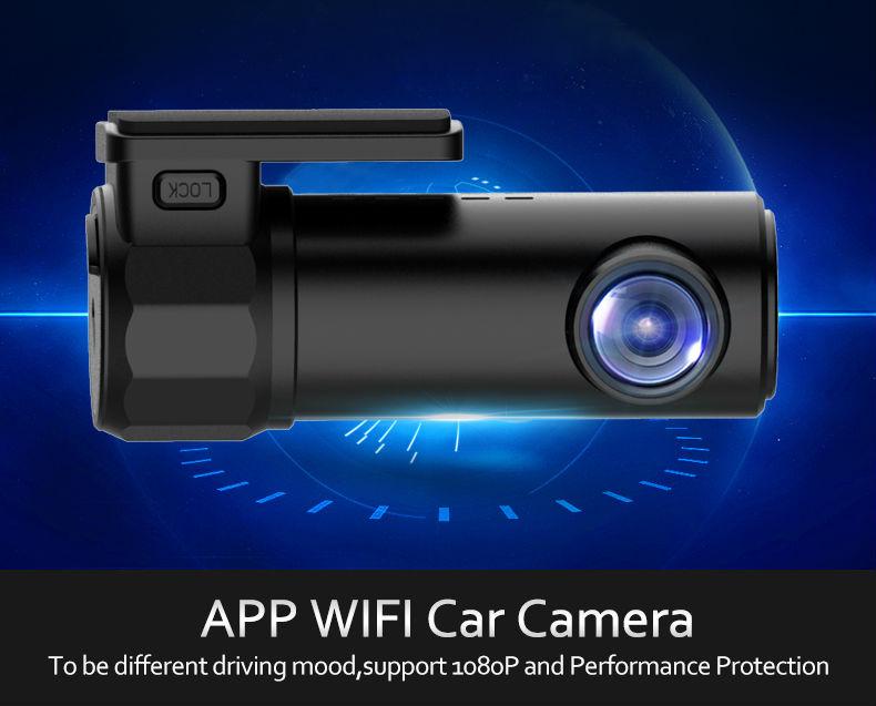 1 Mini WIFI Car DVR FHD1080P Camera Digital Registrar Video Recorder Dash Cam