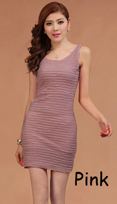 Free shipping 2013 new Korean yards Slim Solid Camisole bottoming skirt package hip sleeveless summer dress