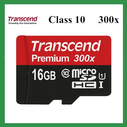 product 100% Original Transcend compactflash Micro SDHC Class 10 UHS-I 300x memory card micro sd card  transcend 64gb tf card 32gb