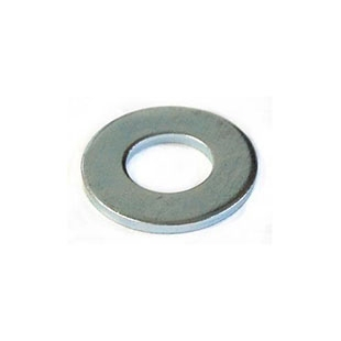 Galvanized flat washer flat washer washer screw circle pad M5 (3/16) x12x0.8 (100 )(China (Mainland))