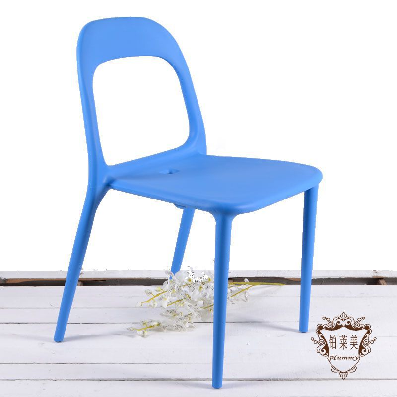 Platinum Grammy Jane Yuewu Er chair class creative personality plastic outdoor dinette Nordic Special 15 provinces shipping(China (Mainland))