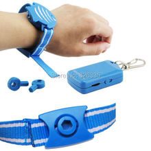 Anti Lost  Wristband Vibra Security Finder Locater Care Alarm Reminder For Bag Kids Pet