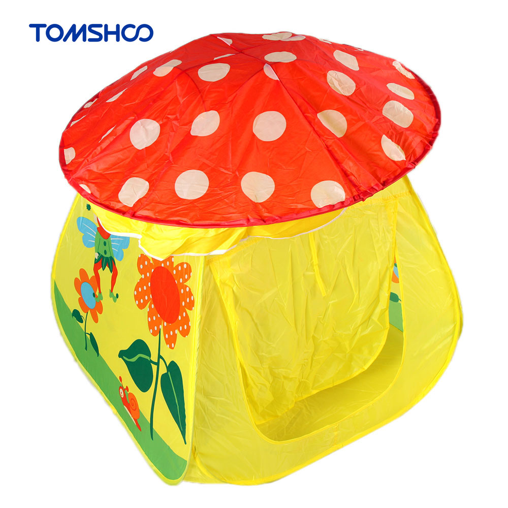 Best Gift Ever! Ultra-light Children Tent Outdoor Baby Kids Tent Toy Playing Tent Foldable Portable Game House(China (Mainland))