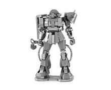 3d-пазл металл лазер вырезать наука художественная литература модель Zaku робот 3D лобзики своими руками подарок игрушки