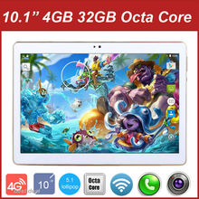 """DHL Free Shipping 2016 Newest MTK8752 Octa Core 4G Lte 10 inch Tablet PC 4GB RAM 32GB ROM 5.0MP Bluetooth GPS tablet 7"""" 9 10""""(China (Mainland))"""