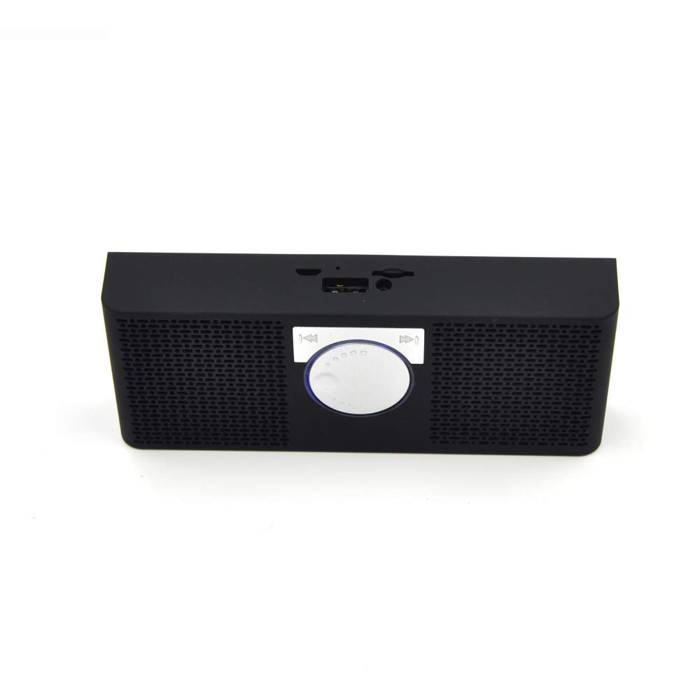 My vision New Design Multifunction Wireless Speakers Bluetooth M8 Support SD Card USB Player Handsfree FM Radio Stereo Kalonki(China (Mainland))