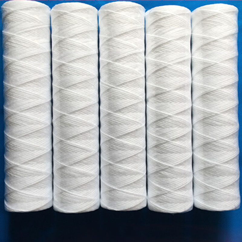 "Гаджет  On Sale! New 2014 Water Purifier 3 x 10"" String Wound Filter Cartridge 5micron PP Cotton Filter None Бытовая техника"