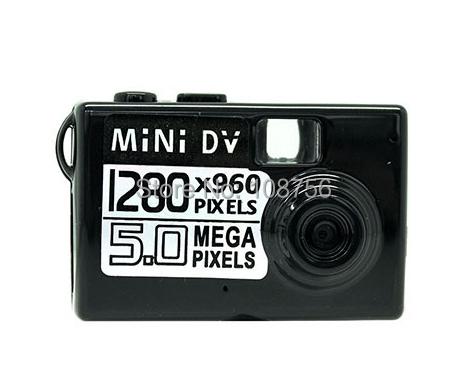 DHL Free shipping mini camera the smallest Mini HD Video Camera with 50pcs/lot with retail box(China (Mainland))
