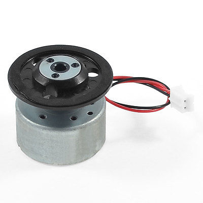 DC 9V 7500RPM 0.03A Spindle Motor w Cable for VDC DVD CD Player(China (Mainland))
