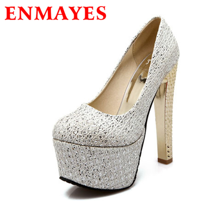 Cool Com  Buy 2015 Fashion Wedding Shoes Women High Heels Valentine Shoes