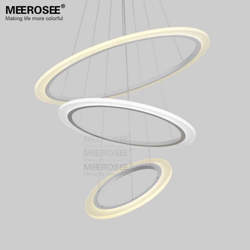 MD5057 modern lighting chandelier LED Ring light lamp led light fixtures (3)