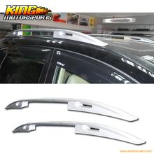 Buy 2007-2011 Honda CRV CR-V OE Factory Style Side Rail Bar Roof Rack Silver for $64.99 in AliExpress store