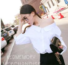 women white blouse shirts ladies tops,blusa feminina,camisas femininas,ropa mujer,chemise femme,women's clothing,shirt female(China (Mainland))