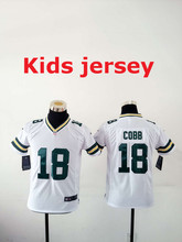 Kids youth Green Bay Packers,Aaron Rodgers,lacy,Randall Cobb,Ha Clinton-Dix,Clay Matthews,Brett Favre for youth,kids,camouflage(China (Mainland))