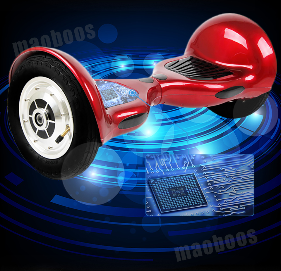 2016 MAOBOOS New Desigh Kwheel Two Big Wheel Self Balancing Electric Scooter hoverboard with remote