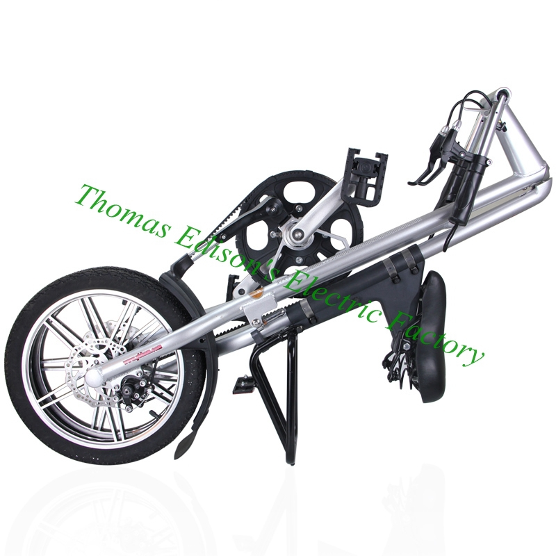 "Outdoor Folding bike MINI bicycle 16"" wheel aluminium alloy frame Free carry bag multicolor(China (Mainland))"