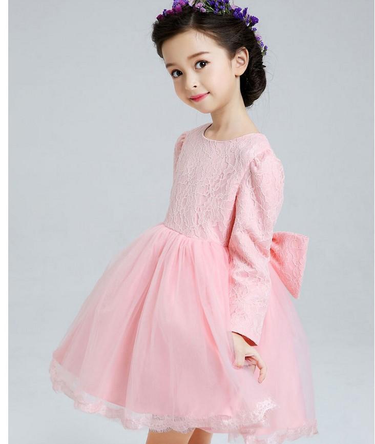 A New Autumn And Winter 2015 On Behalf Of Korean Girls Flower Girl Dress Costume Princess Dress.<br><br>Aliexpress
