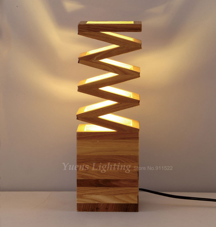 Best Quality Modern Solid Wood Art Creative Individuality