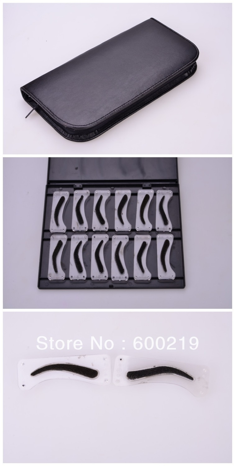Freeshipping wholesale Perfect Brow line version Design Eyebrow Tattoo Tool(China (Mainland))