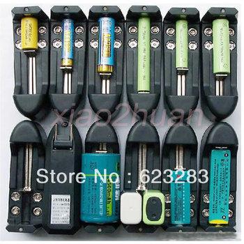 1pcs Universal Battery Charger AA AAA Li Ni-Cd NiMH 9V 18650 Free Shipping