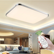Dimmable modern led ceiling lights for living room bedroom kids room surface mounted led home indoor ceiling lamp lighting light(China (Mainland))