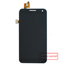 100% Original 5.5″ inch Full LCD Display + Glass Touch Screen Digitizer Assembly For ZOPO ZP999 3X Cellphone Black Free shipping