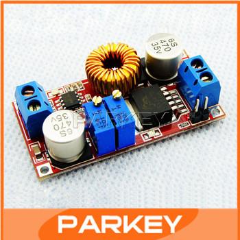 100pcs lithium-ion Battery Charging Module DC 5V-32V to 0.8V-30V 5A Buck Converter constant Current Constant Voltage #200181