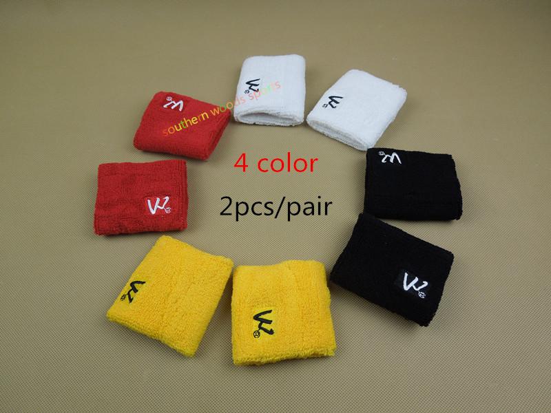 One pair cotton Sports Wristband,Wrist protector for Football basketball badminton,sports wrist support,fit 12cm-22cm wrist(China (Mainland))