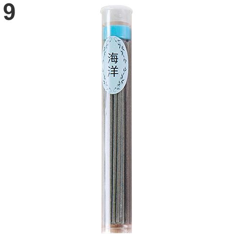 50 Sticks Incense Burner Fragrance Spices Natural Aroma Sandalwood Air Freshener