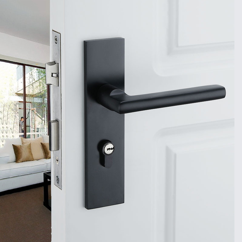 2015 HOT Aluminum Home Door Handle for