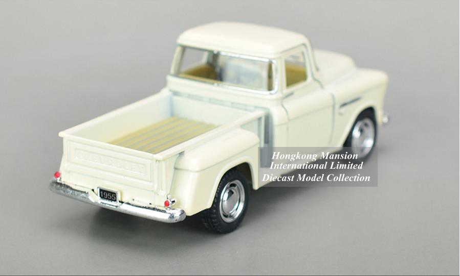 136 Car Model For 1955 Chevrolet Task Force Pickup (11)