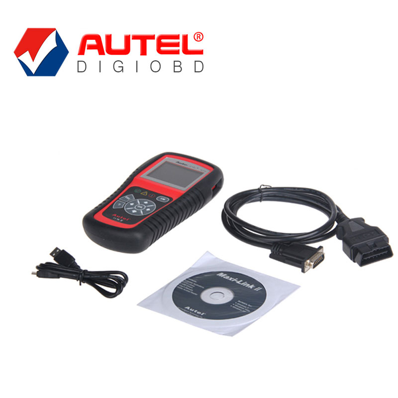 Color Screen OBDII/CAN Scan Tool AUTEL Autolink AL519 Turns Off Check Engine Light Free Online Update Diagnostic-tool AL519(China (Mainland))