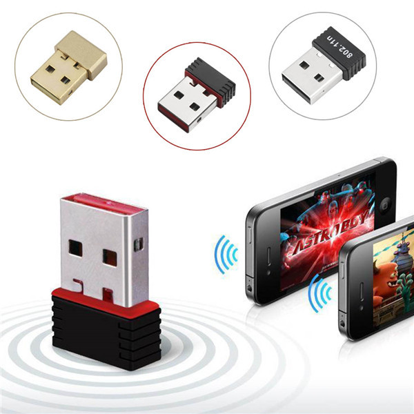 New 150Mbps 150M Mini USB WiFi Wireless Adapter Network LAN Card 802.11n/g/b for Computer Networking Free Shipping(China (Mainland))
